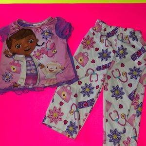 💜SALE💜 Baby girls 18 Months pajama 🔥20%off🔥